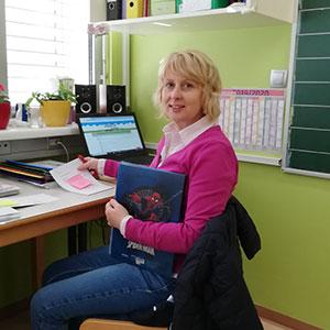 Darinka Čobec, OŠ Frana Kranjca Celje
